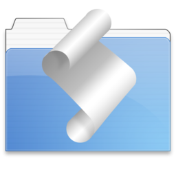 256x256px size png icon of Adobe Extension Manager Aqua
