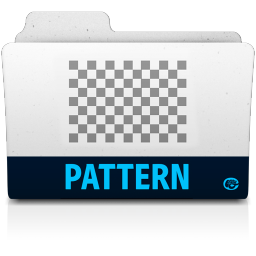 256x256px size png icon of pattern folder