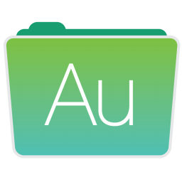 256x256px size png icon of Audition Folder