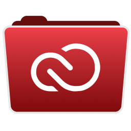 256x256px size png icon of CC Folder
