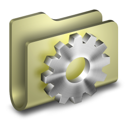 256x256px size png icon of Developer Folder