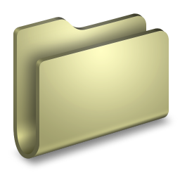 256x256px size png icon of Generic Folder