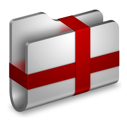 256x256px size png icon of Package Metal Folder