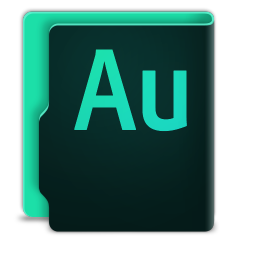 256x256px size png icon of Adobe Audition CC