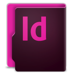 256x256px size png icon of Adobe In Design CC