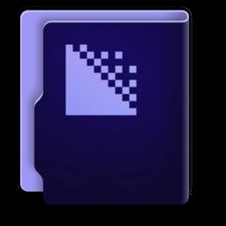 256x256px size png icon of Adobe Media Encoder CC