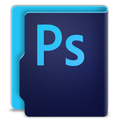 256x256px size png icon of Adobe Photoshop CC