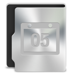 256x256px size png icon of Schedule