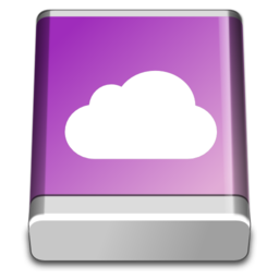 256x256px size png icon of HD iDisk