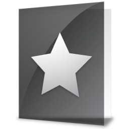 256x256px size png icon of iFolder Fav