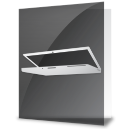 256x256px size png icon of iFolder MBP