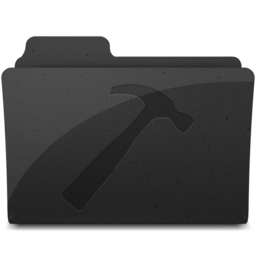256x256px size png icon of DeveloperFolderIcon