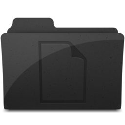 256x256px size png icon of DocumentsFolderIcon