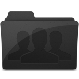 256x256px size png icon of GroupFolder