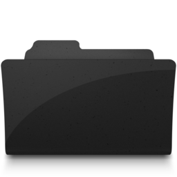 256x256px size png icon of OpenFolderIcon