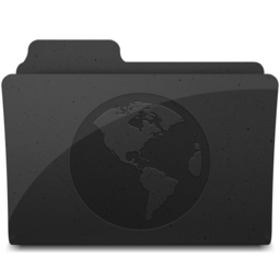256x256px size png icon of SitesFolderIcon