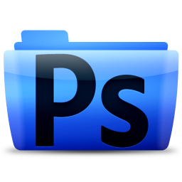 256x256px size png icon of PSD Documents