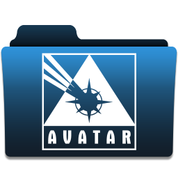 256x256px size png icon of Avatar