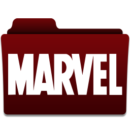 256x256px size png icon of Marvel