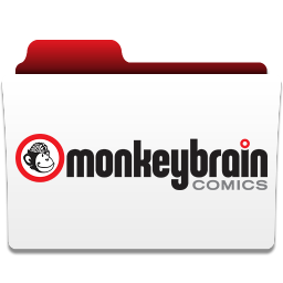 256x256px size png icon of Monkey Brain
