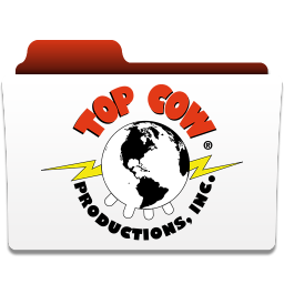 256x256px size png icon of Top Cow Productions