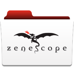 256x256px size png icon of Zenescope