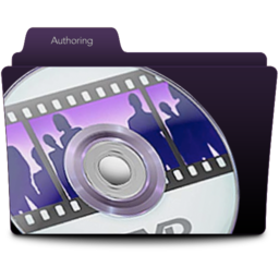 256x256px size png icon of DVD Studio Pro