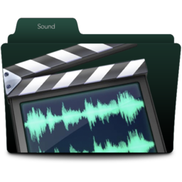 256x256px size png icon of Soundtrack Pro