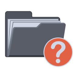 256x256px size png icon of What Folder
