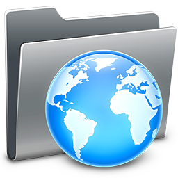 256x256px size png icon of 3D Sites