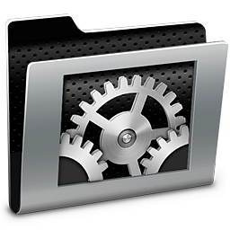 256x256px size png icon of 3D Systempreferences