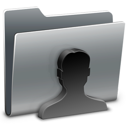 256x256px size png icon of 3D User