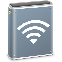 256x256px size png icon of Airport Disk