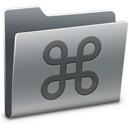 256x256px size png icon of Command