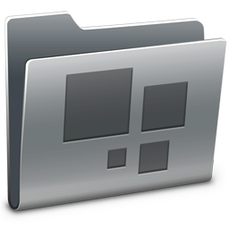 256x256px size png icon of Icons