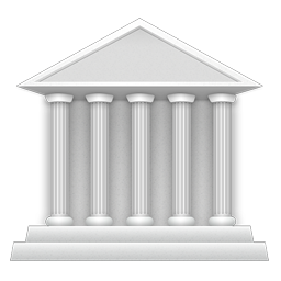 256x256px size png icon of Sidebar Library