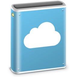 256x256px size png icon of iDisk MobileMe