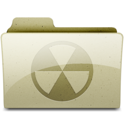 256x256px size png icon of burn Tan