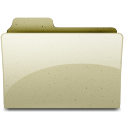 256x256px size png icon of generic Tan