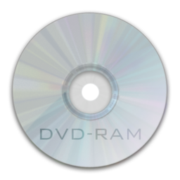 256x256px size png icon of Drive DVD RAM