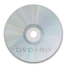 256x256px size png icon of Drive DVD+RW