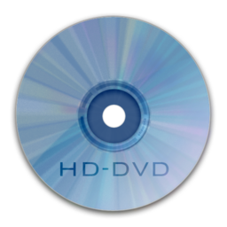 256x256px size png icon of Drive HD DVD