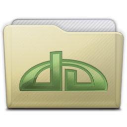 256x256px size png icon of beige folder deviations