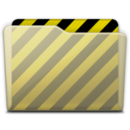 256x256px size png icon of beige folder work