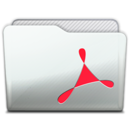 Folder Adobe Acrobat Vector Icons Free Download In Svg Png Format