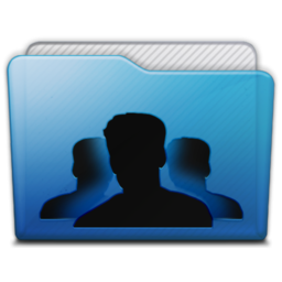 256x256px size png icon of folder group