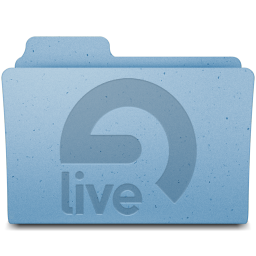 256x256px size png icon of Ableton Live