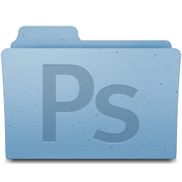 256x256px size png icon of Adobe Photoshop