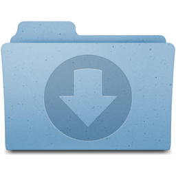 256x256px size png icon of Inbox