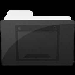 256x256px size png icon of DesktopFolderIcon
